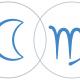 Hold haladása a Szűz csillagjegyben Artemisz Asztrológia Iskola Debrecen