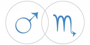 Mars a Skorpió csillagjegyben Artemisz Asztrológia Debrecen