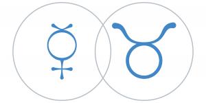 Merkúr a Bika csillagjegyben Artemisz Asztrológia Debrecen
