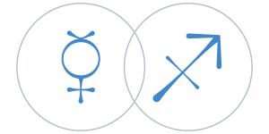 Merkúr a Nyilas csillagjegyben Artemisz Asztrológia Debrecen