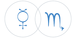 Merkúr a Skorpió csillagjegyben Artemisz Asztrológia Debrecen