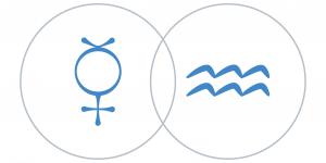 Merkúr a Vízöntő csillagjegyben Artemisz Asztrológia Debrecen