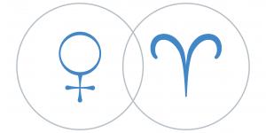 Vénusz a Kos csillagjegyben Artemisz Asztrológia Debrecen