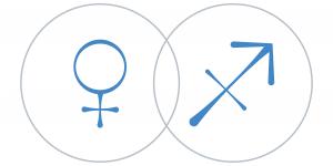 Vénusz a Nyilas csillagjegyben Artemisz Asztrológia Debrecen