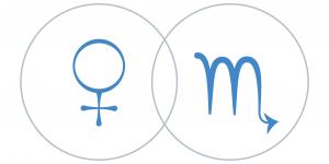 Vénusz a Skorpió csillagjegyben Artemisz Asztrológia Debrecen
