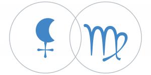 Lilith Fekete Hold a Szűz csillagjegyben Artemisz Asztrológia Debrecen