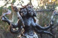 Hekate Hold Istennő Artemisz Asztrológia Iskola Debrecen