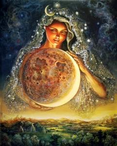Szeléné Hold Istennő Artemisz Asztrológia Debrecen