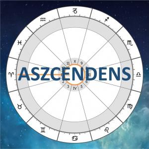 Aszcendens a horoszkópban Artemisz Asztrológia Debrecen