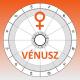 Vénusz a horoszkópban Artemisz Asztrológia Debrecen