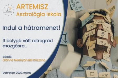 Indul a hátramenet Artemisz Asztrológia Debrecen
